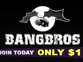 BANGBROS - Facesitting and Hardcore Fucking With PAWG Alexis Texas