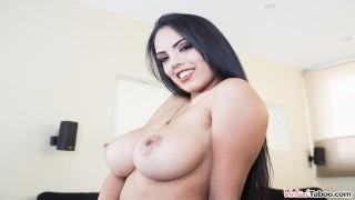 VIRTUAL TABOO - Busty Brunette Katrina Morena