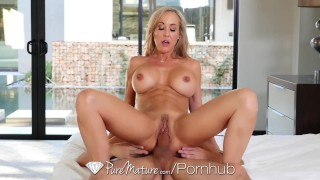 Rides porn mature love puremature cock hard busty watching brandi puremature older