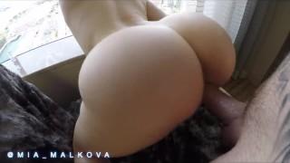 Mia Malkova, a szőke szerető