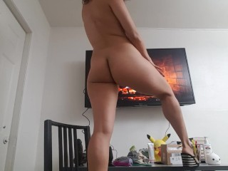 Carefree Hot Latina Maya Morena