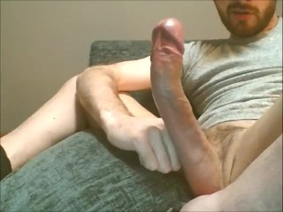 I need a twink to clean my monster cock