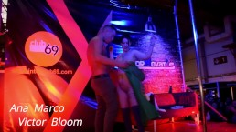 erosporto 2018show porno victor bloom & ana marco