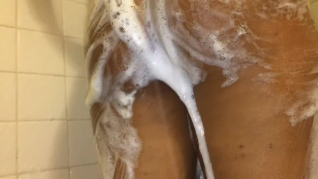 Hot lesbian with bubbles 10