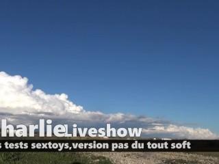 Test Sextoy Französisch Charlie