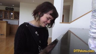 And rough off skills piano cum over shows followed her face by sex yhivi blowjob rough