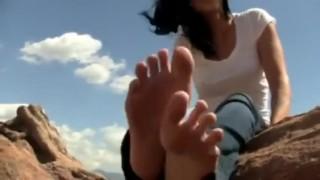 Zoey holloway feet joi