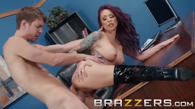 Monique alexander anal - Brazzers - monique alexander wants her boots shined and her ass fucked