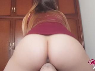 Tasting heaven, Incredible Facesitting & Intense Female Orgasm
