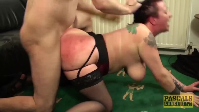 Cock necklace uk Chubby uk whore anally punished by masters big cock