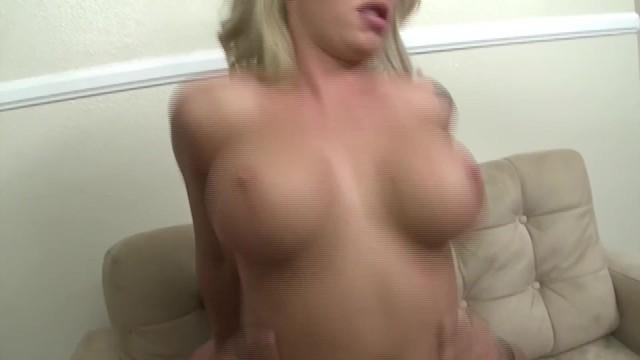 Big Tit Blonde MILF Gets Fucked By Thick Cock 9