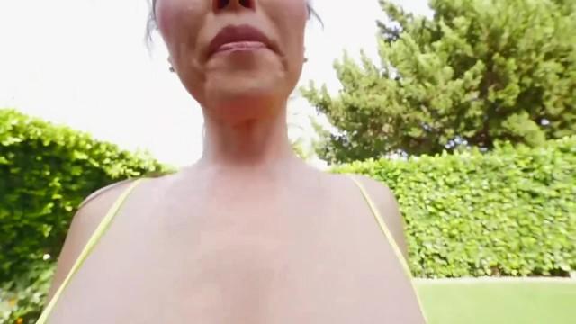 Big Tit MILF Kiana Dior Fucks Her Sons Best Friend 16