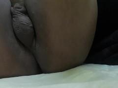 horny chubby pussy sissy slutty bitch slapping it clit sexy