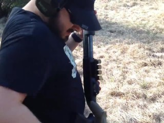 Very Terrible Tactical Shotgun Shooting Video with Awesome Mossberg 500