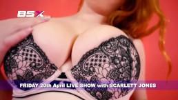 Scarlett Jones Basestation Promo