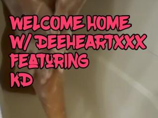 DeeHeartXXX.com for full video