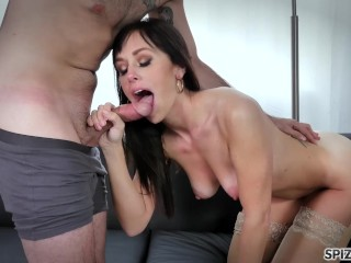 Spizoo – MILF Alana Cruise is punished by a big hard dick, big booty