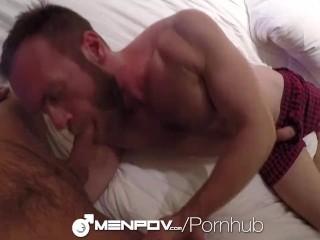 MenPOV Peter Marcus POV fucks Jackson Cooper