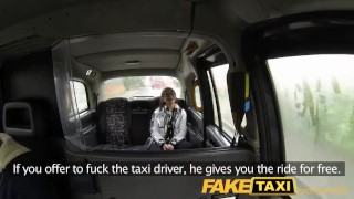 Fake taxi barely legal