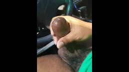 Got horny in the car