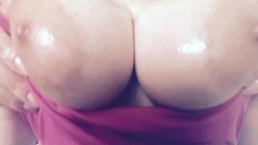 All big boob blonde play from Carlycurvy