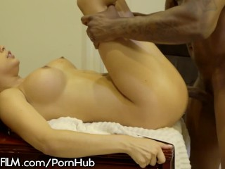 Cheating Wife Aaliyah Hadid Loves Her Bosses BBC