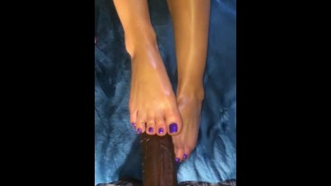 Very satisfying FOOT massage