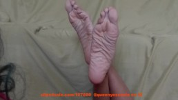 Wrinkled Soles Preview