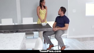 TeenPies - Lucky Slutty Teen Gets What She Wants From Stepdad