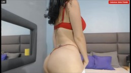 KendraParker - Red sexy