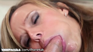 Pristine dick yummy hot so sexy ur blonde milf finds edge sucking tits