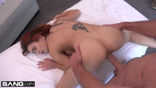 Tiny Pamela Morrison gets an oiled up pussy massage Raven virtual