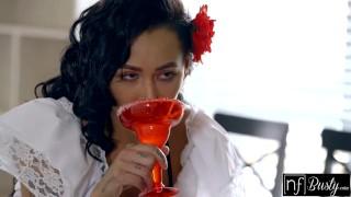 NF Busty - Latina Amia Mileys Sexy Cinco De Mayo Cock Ride S5:E3