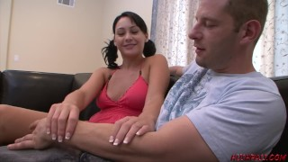 Teen Jessica takes a cock she can't handle being fucked hard Fuck babe