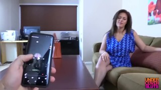 Blackmailing My Stripper Step Mom Parts 1-4 porno