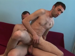 GAY RUSSIAN TWINK GETS FUCKED FROKM BEHIND