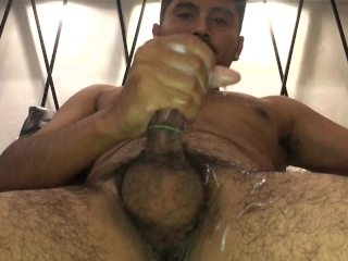 Jerking and cum explosion!