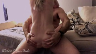 PAINAL Submissive girl gets fucked until she collapses