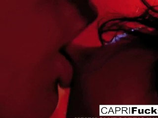 Capri Cavanni Finally Fucks London Keyes
