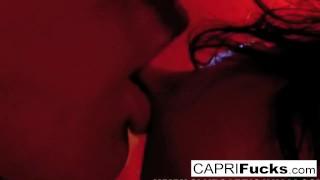 Capri Cavanni Finally Fucks London Keyes porno