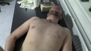 debt dandy anal humiliation