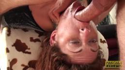 Tallulah Tease Giddee-up! Anal Pounding on a Rocking Chair