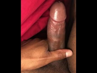 Late Night HandJob Cock Rub