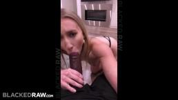 BLACKEDRAW PAWG Fucks BBC Because Her Boyfriend Told Her To
