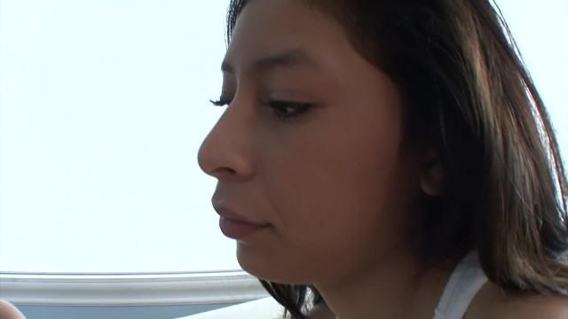 Latina teen Nicole Ferrera has a crush on stepmom Jennifer Best 8