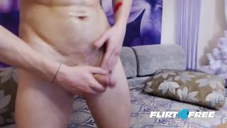 Hayden Hardick on Flirt4Free - Ripped German Hunk Displays Swimmers Body Pussy blonde