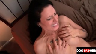 son cums inside step mom Toys doggy