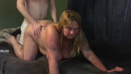 New Whore braided hair boobs flopping bang till trash likes it TX/Houston