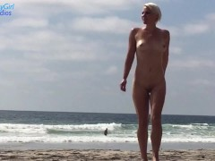 : People See Me Suck Cock At The Nude Beach