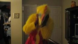 Invasion of the Alien Chicken Suit